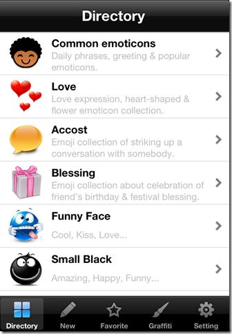 Emoji & Emoticons Keyboard & Photo Graffiti