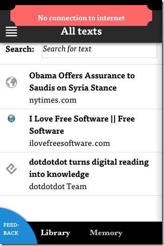 dotdotdot Reader