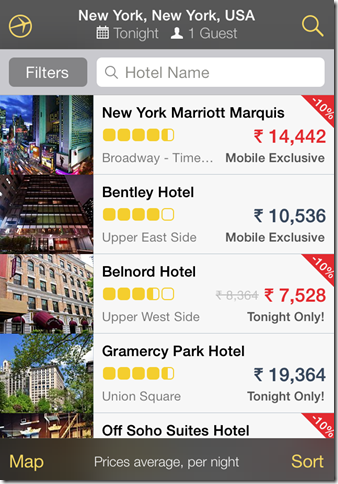 Expedia Hotels & Flights
