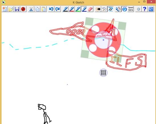 K-Sketch - icon