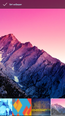 KitKat Launcher For Android wallpapers