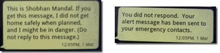 KiteString Messages