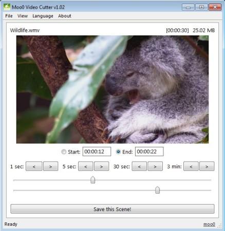 Moo0-Video-Cutter
