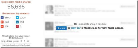 Muckrack Bookmarklet-Shared