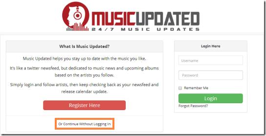 MusicUpdated-Homescreen