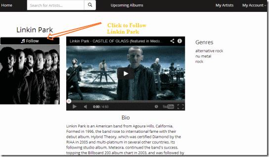 MusicUpdated-Linkin Park