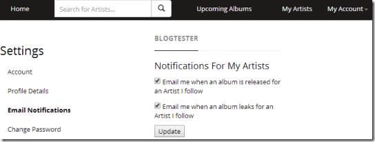 Musicupdated-settings