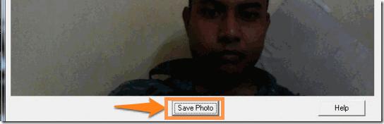 Portable-webcam-Saving Picture