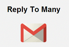 Reply To Many