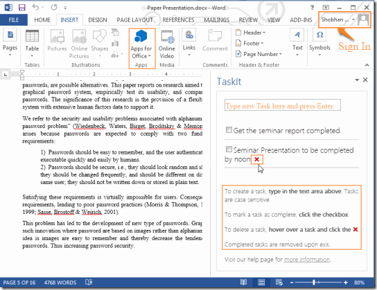 TaskIt-WordDocument