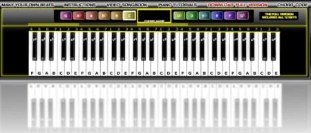 The Virtual Piano