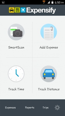 Track Expenses With Expensify for Android