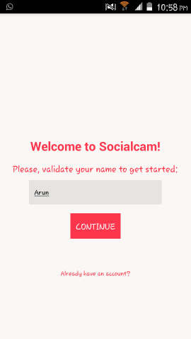 SocialCam For Android: Record Video, Add Instagram Like