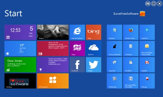 WinMetro- Windows 8 Transformation pack for Windows 7