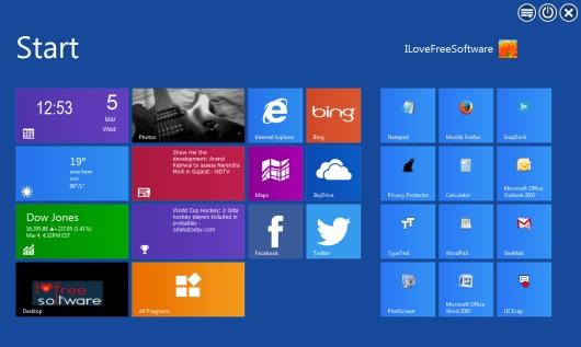 WinMetro- Windows 8 Transformation pack for Windows 7