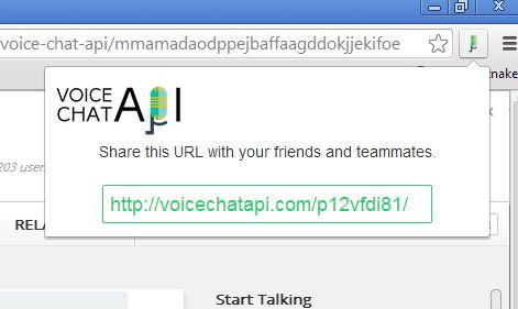 audio chat extensions google chrome