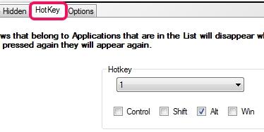 create a custom hotkey
