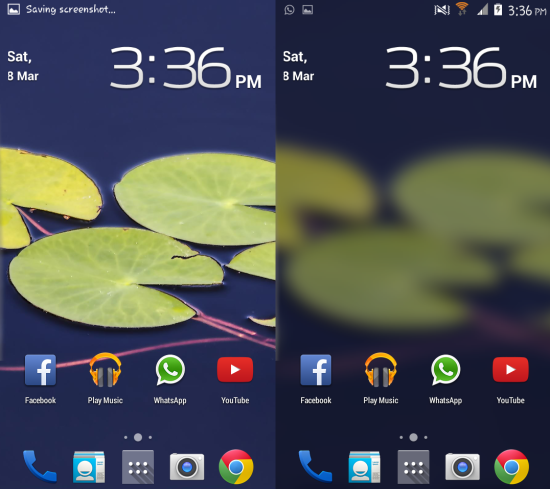 custom image Muzei live wallpaper for Android