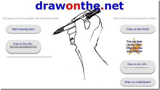 drawonthe-homepage