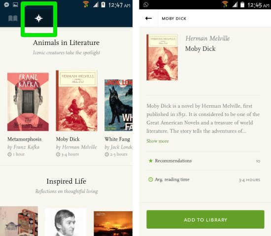get more books with readmill for android for free