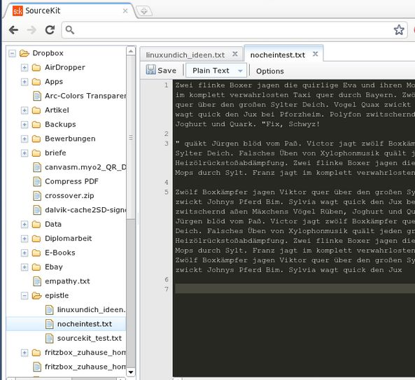 google chrome html ide extensions 4