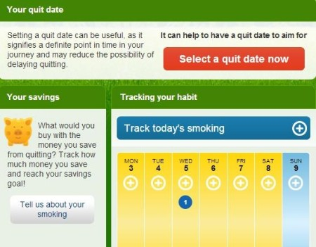 iCanQuit-help quit smoking
