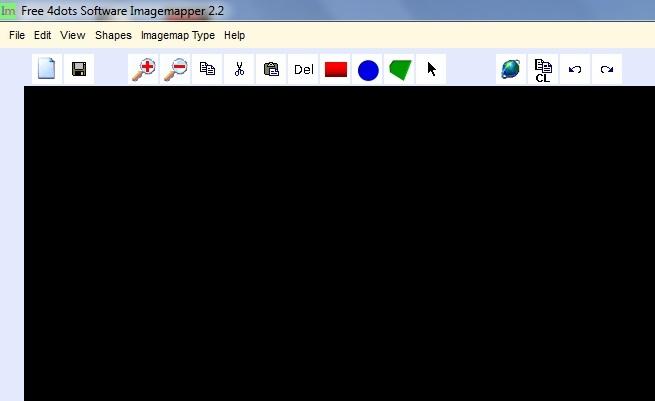 imagemapper main interface