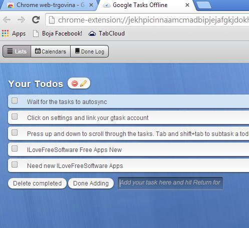 offline task management extensions apps google chrome-1