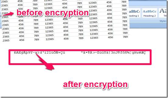 pf encryptor final output