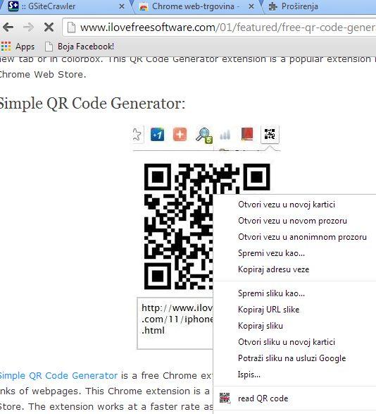 qr decorder extensions google chrome-1