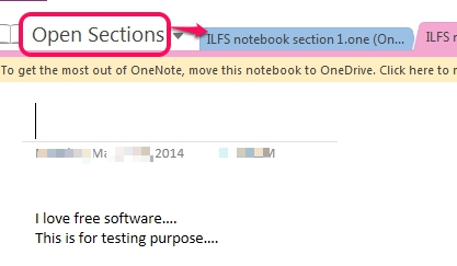 How To Restore OneNote From Backup
