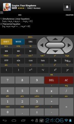 scientific calculator apps android 2