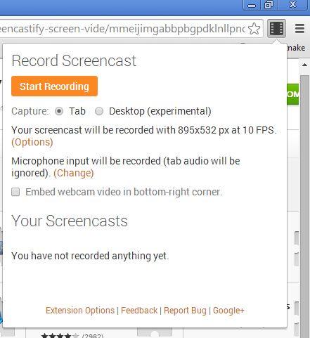 screen recorder extensions google chrome