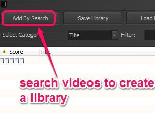 search videos