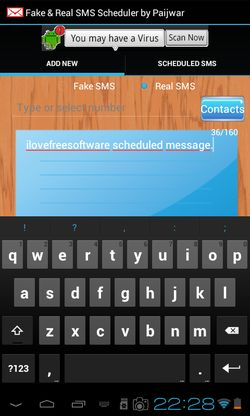 sms scheduler apps android 1