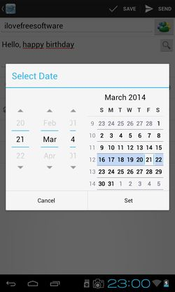 sms scheduler apps android 2