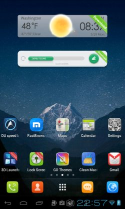 turn android into ios give ios look 1