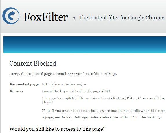 website blocker extensions google chrome 2