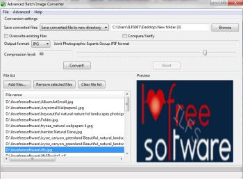 Advanced Batch Image Converter