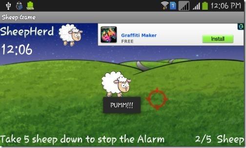 Alarm Puzzle- Shepherd