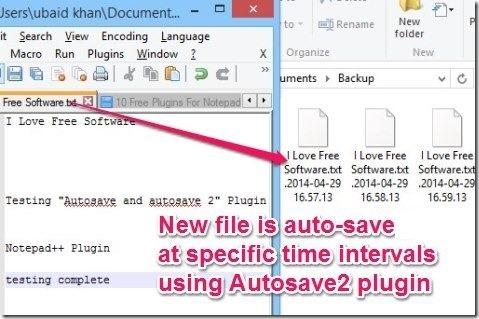 Autosave2 saving Multiple files