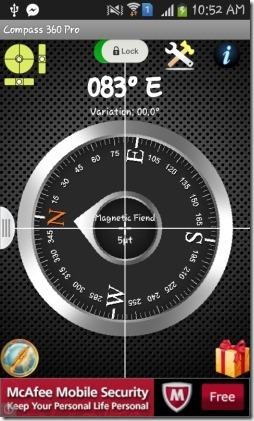Compass 360 Pro