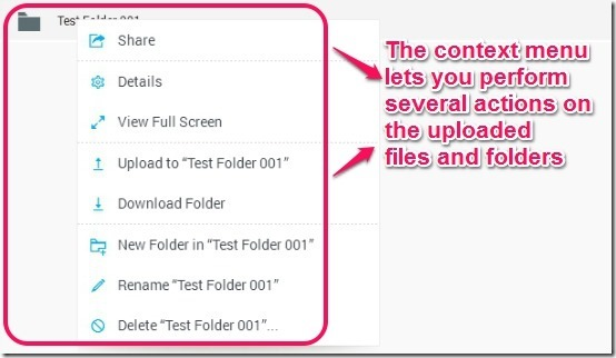 Copy File and Folder actions