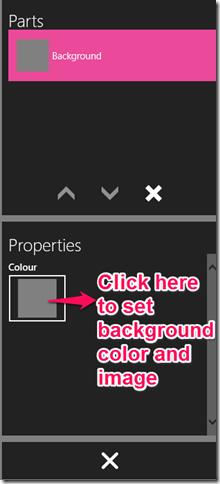 Custom GraFix- choose background
