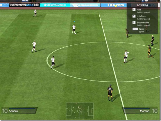 FIFA GAme On
