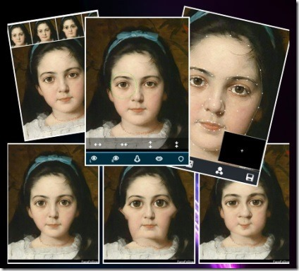 Face Warp for Android