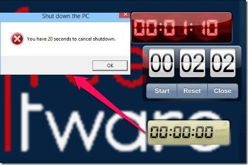 Free Desktop Timer by Drive Software