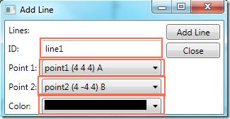 Geometry Visualizer 3D-AddLine