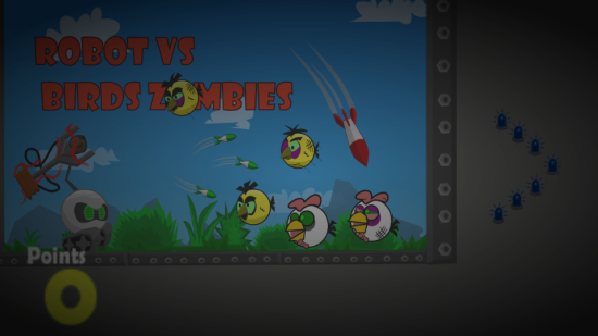 How to play Robot VS Birds Zombies for Android