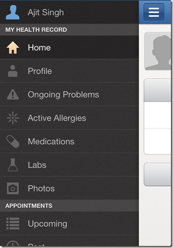 OnPatient Personal Health Record